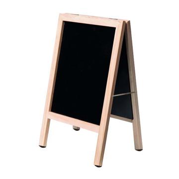 Kétoldalas tábla 40x60 cm-es, összecsukható, hordozható