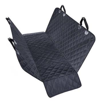 Autós ülésvédő kisállatoknak, csúszásgátló anyag, piszok, szőr és nedvesség ellen