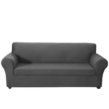 Háromszemélyes kanapévédő huzat, szürke színű