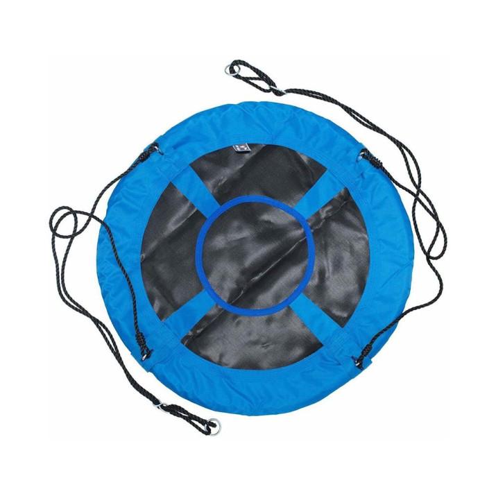 Fészekhinta 90 cm-es, kék