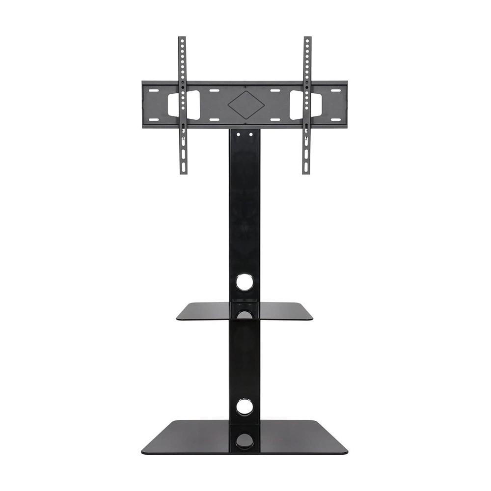 Álló TV állvány, 3 különböző állítható magassági szinttel, 40 kg-os teherbírással - Ingyenes szállítás