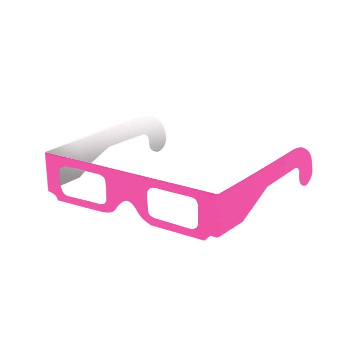 Világító varázstábla, 3D szemüveggel, 4 db filccel, 6 különböző sablonnal, unikornis