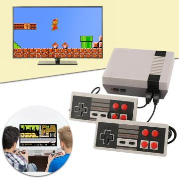 TV-hez csatlakoztatható retro játék konzol, 620 já...
