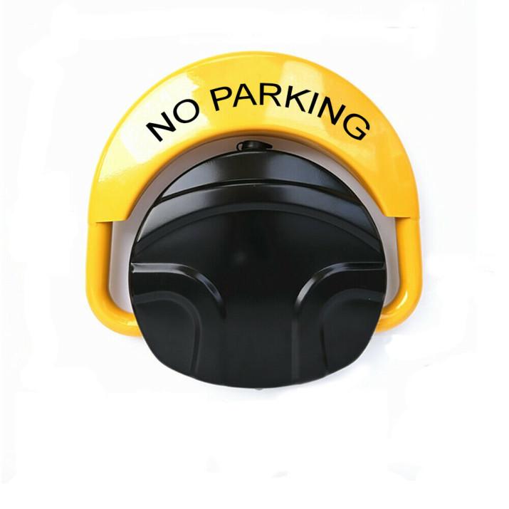 Automata parkolóőr, beépített riasztóval, távirányítóval