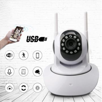 Mozgatható WiFi kamera 2 antennával