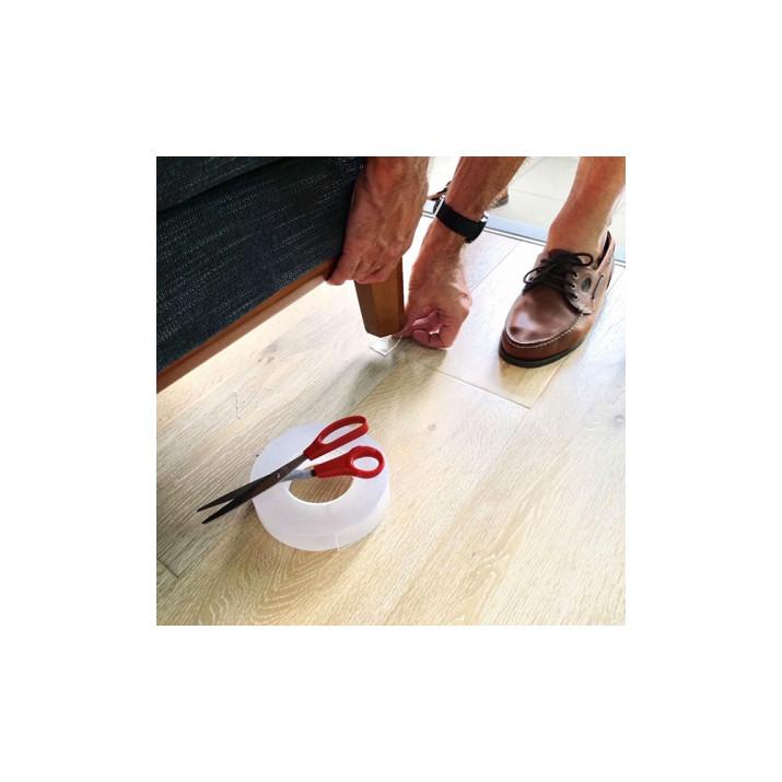 Nano Tape - kétoldalas ragasztószalag / rendkívül erős, 3 méteres