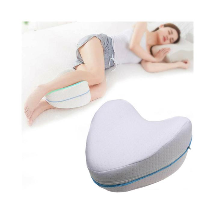 Ergonomikus lábpárna, a kényelmes alvásért