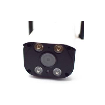 HD WiFi éjjellátó, vízálló biztonsági IP kamera / vezeték nélküli, 3MP