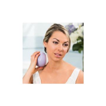 Elektromos testápoló ecset készlet / 4 cserélhető fejjel