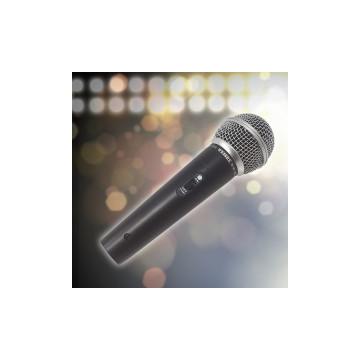 Vezetékes vokál mikrofon / tökéletes hangzás