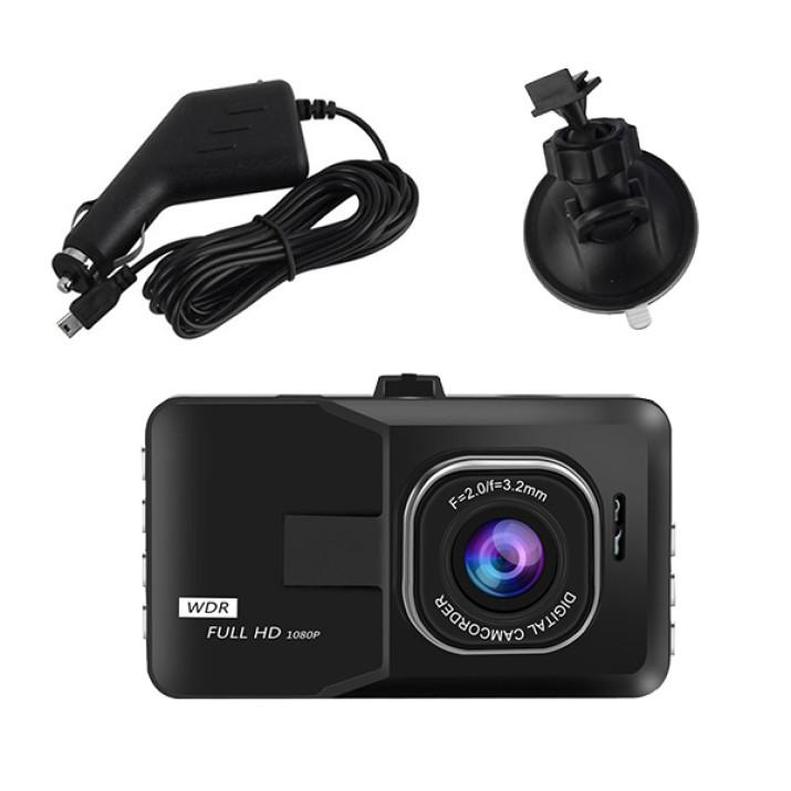 Blackbox DVR - Full HD autós menetrögzítő kamera / fedélzeti kamera