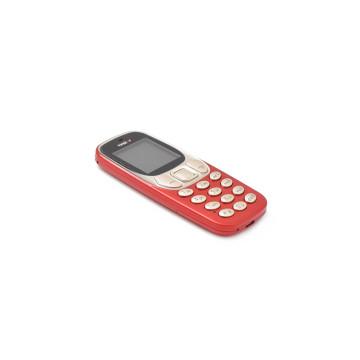 Q3310 Mini telefon / kártyafüggetlen, Dual SIM mobiltelefon rejtett kamerával