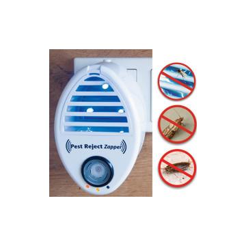 3in1 elektromos szúnyogirtó és kártevő riasztó