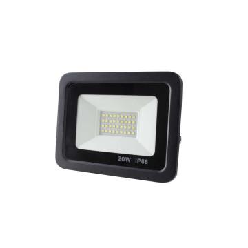 32 CREE LED, 20W kültéri SLIM LED reflektor