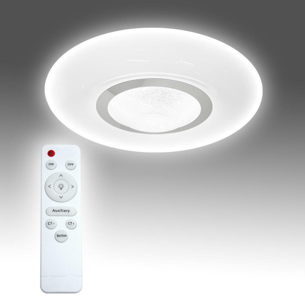 Mennyezeti LED lámpa, 50cm, UFO, XDD-10500