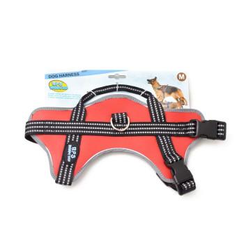 M-es kutyahám / 15-25 kg-os kutyák számára - piros