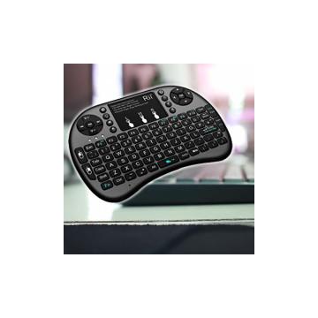 Mini vezeték nélküli billentyűzet touchpaddal / ok...