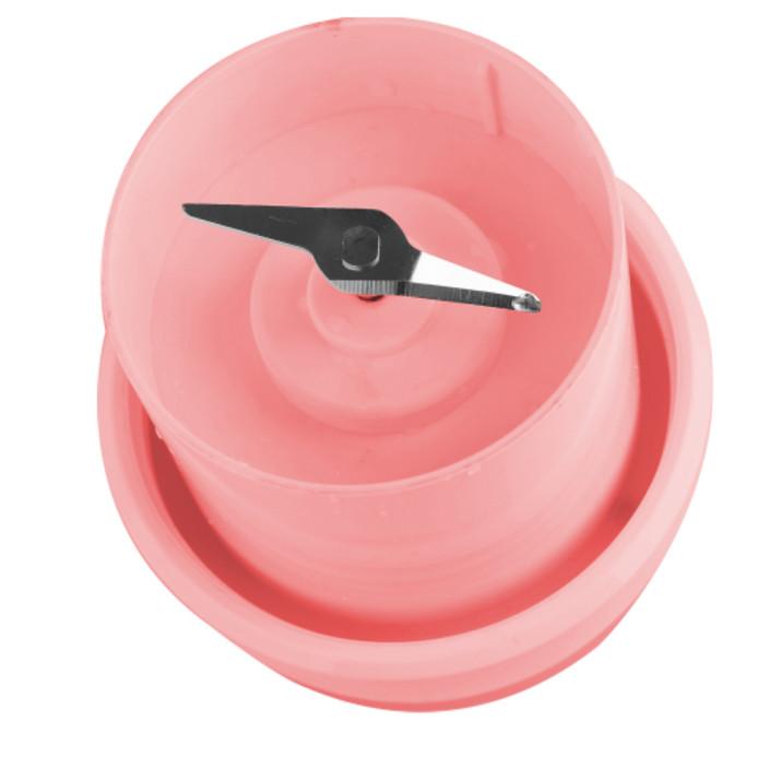 Hoomei hordozható turmixpohár – rózsaszín