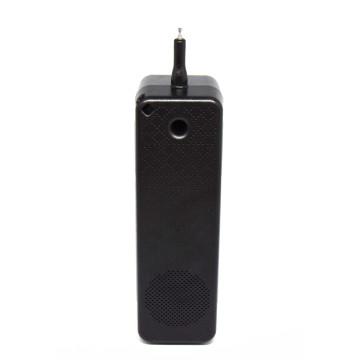 Hordozható vezeték nélküli multimédia-lejátszó / Retro telefon design