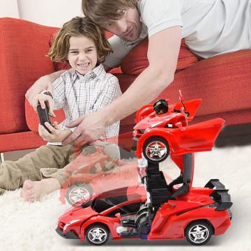 Játék RC robotautó / Robottá alakuló sportkocsi
