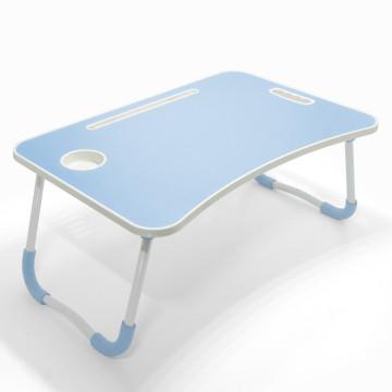 Multifunkciós kisasztal / gyerekeknek, munkához, étkezéshez – világoskék