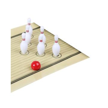 Asztali mini bowling / kiteríthető pályával
