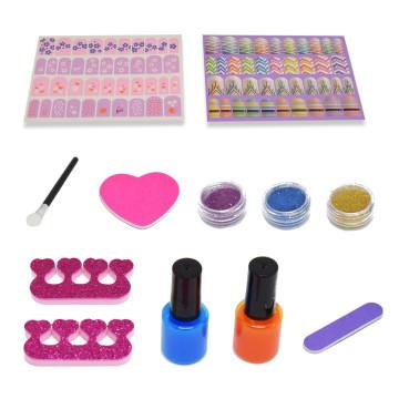 Beauty Bomb körömfestő készlet kicsiknek