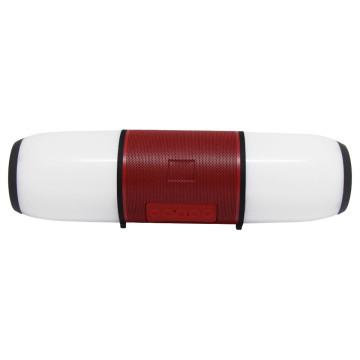 Bluetooth hangszóró / színváltós RGB ledfénnyel - vörös