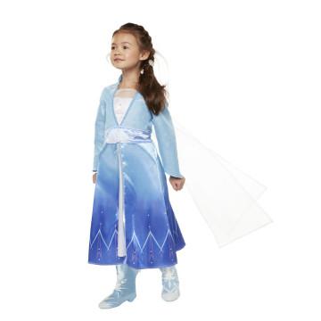 Jéghercegnő farsangi jelmez kislányoknak / M-es méret