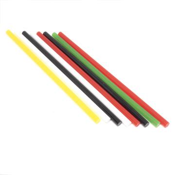 Ragasztópisztoly patron vékony 7,2x200 mm / színes, 8db
