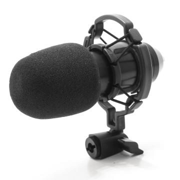 Kondenzátoros stúdiómikrofon