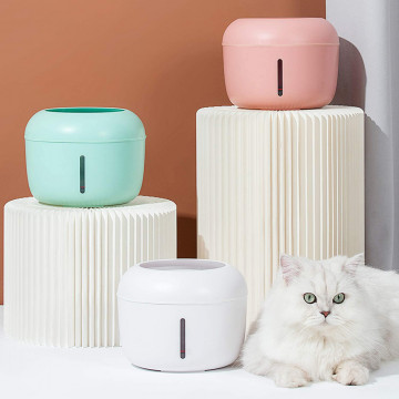 Automata itatókút - macskáknak és kistestű kutyáknak / fehér (BPS-5594)