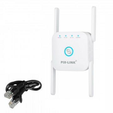 Dual Band WiFi jelerősítő – Wireless AC Repeater P...