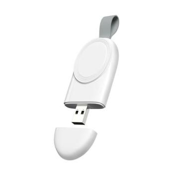 Hordozható mini iWatch töltő modul – mágneses töltő okosórához