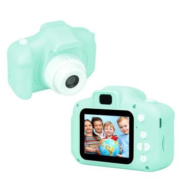 Digitális gyerek fényképezőgép – zöld