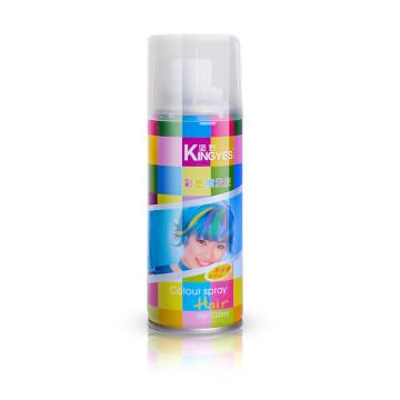 Hajszínező spray / Élénk színek / 120 ml / Vörös