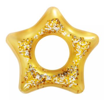 Bestway felfújható úszógumi - arany csillagokkal / 10+