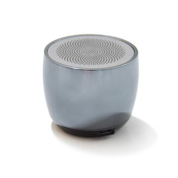 Mini Bluetooth hangszóró - 42 x 48 mm / szürke