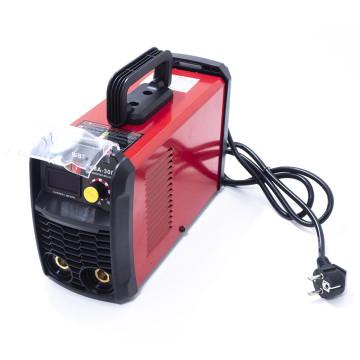 300A inverteres hegesztőgép digitális kijelzővel