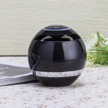 Gömb formájú Bluetooth hangszóró - színváltós LED ...