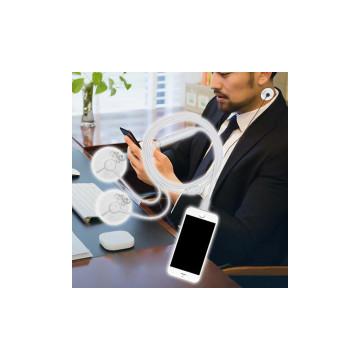 Mobiltelefonról működő mini izomerősítő és masszírozó