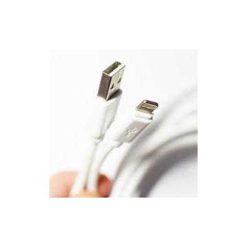3 méteres töltőkábel telefonokhoz / Lightning vagy Micro USB