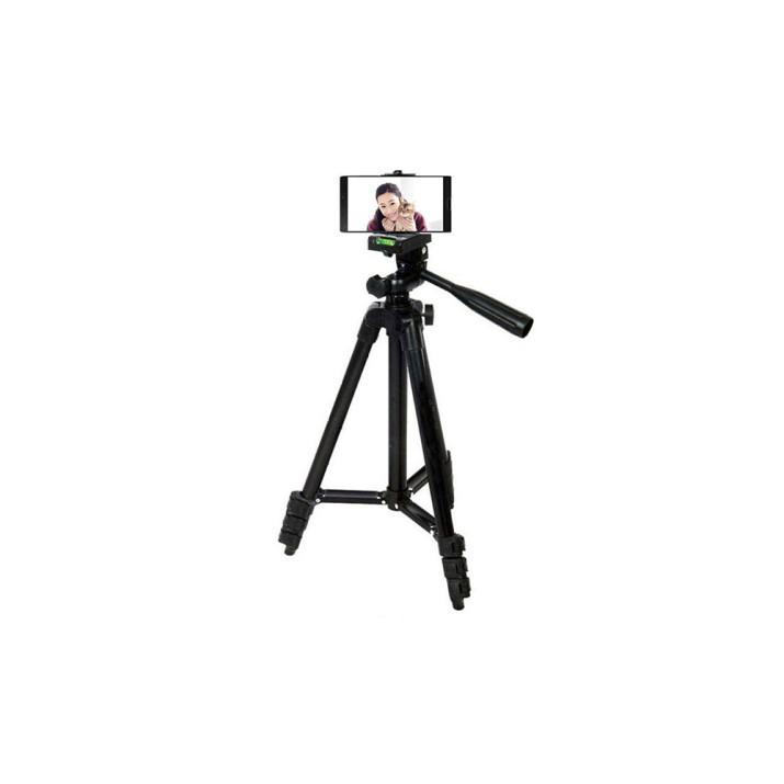 Fotó- és kameraállvány / összecsukható tripod hordtáskával - 3120