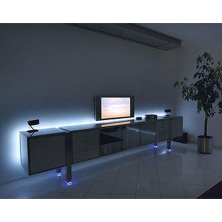 Hidegfehér 3528 LED szalag, 60 led/méter