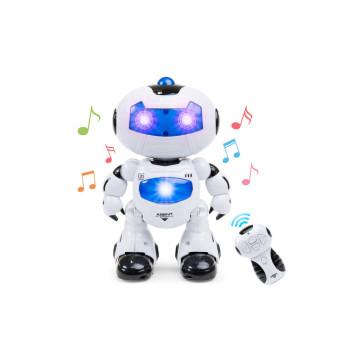 Agent Bingo táncoló távirányításos robot / RC robot