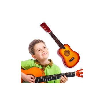 Mini akusztikus gitár / tökéletes hangzással