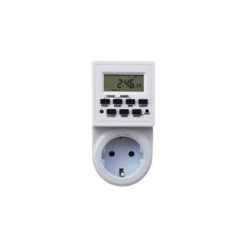 Digitális időkapcsoló / időzíthető konnektor
