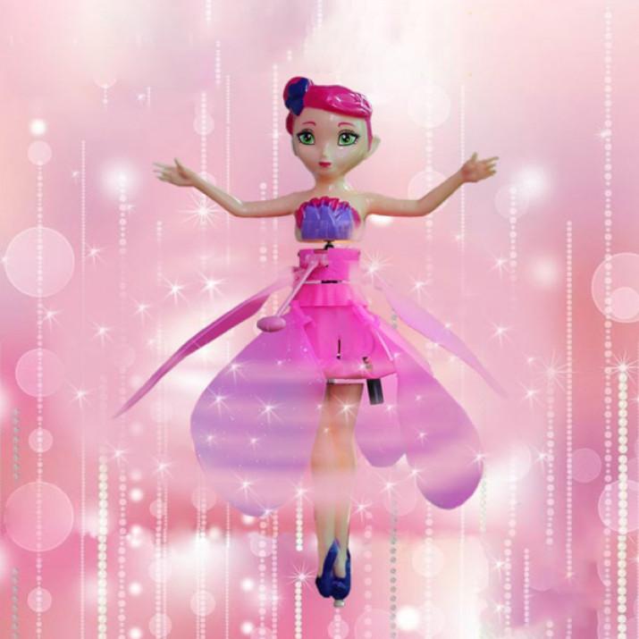 Repülő tündér - a kislányok új kedvenc játéka, távirányítóval