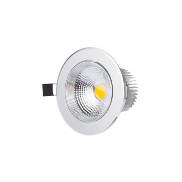 3W mini spot lámpa extra erős COB leddel / fehér k...