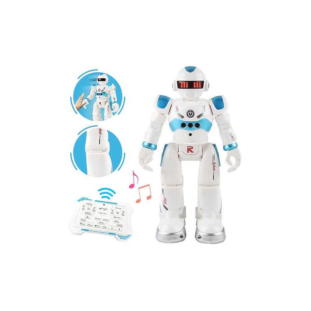 Intelligens, távirányítós robot / zenél, táncol, mesét mond